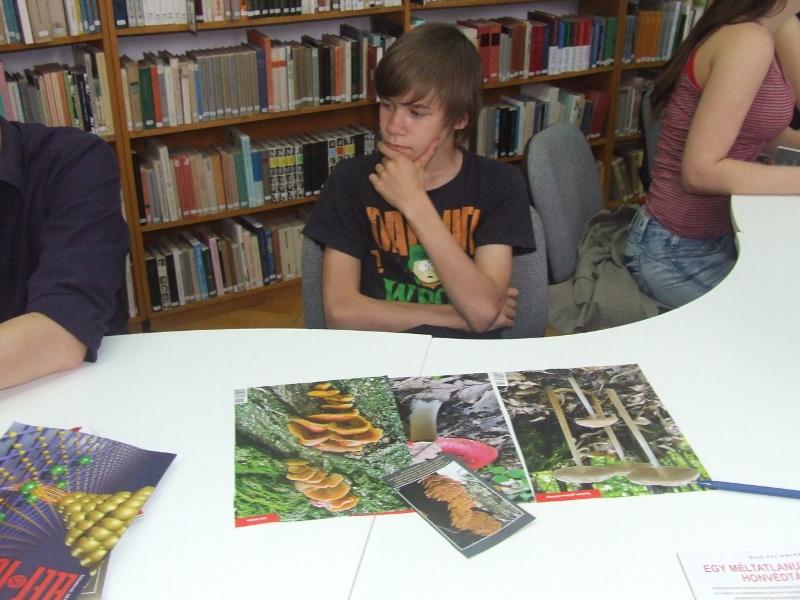 Az alábbi album képeit nézegeted: GombÁszok-tábor a Nemzeti Tehetség Program pályázati forrásából